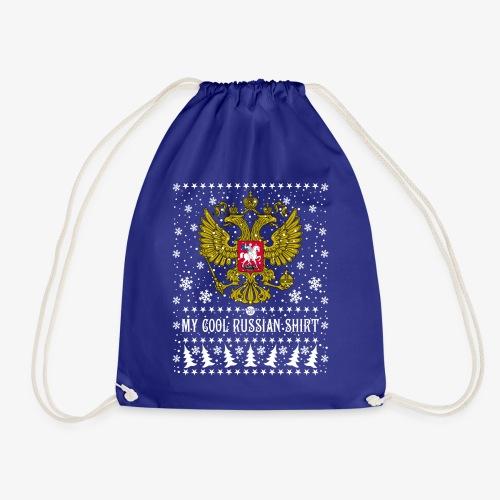 116 My Cool Russian Shirt Russland T-Shirt Snow - Turnbeutel