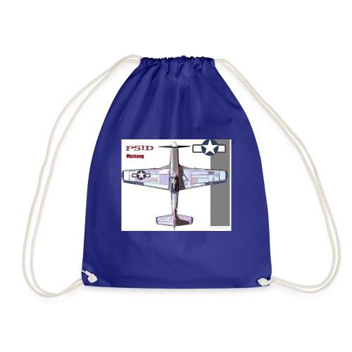 p 51d - Drawstring Bag