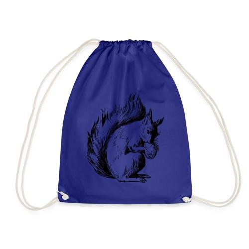 écureuil amandes - Sac de sport léger