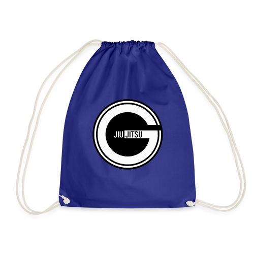 Godalmingbjjlog1 - Drawstring Bag