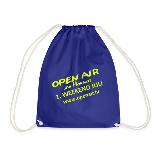 Open Air Hosingen - Turnbeutel