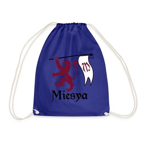 Miesya Shirt Vrouw - Gymtas