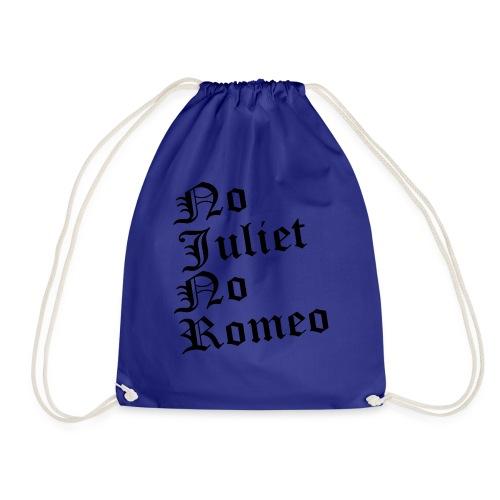 No_Juliet_No_Romeo T-shirt - Sacca sportiva
