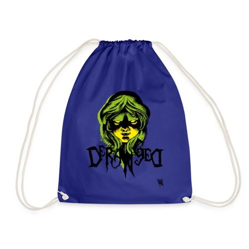 DerangeD - Tattoo Metal Horror Vampire - Sportstaske