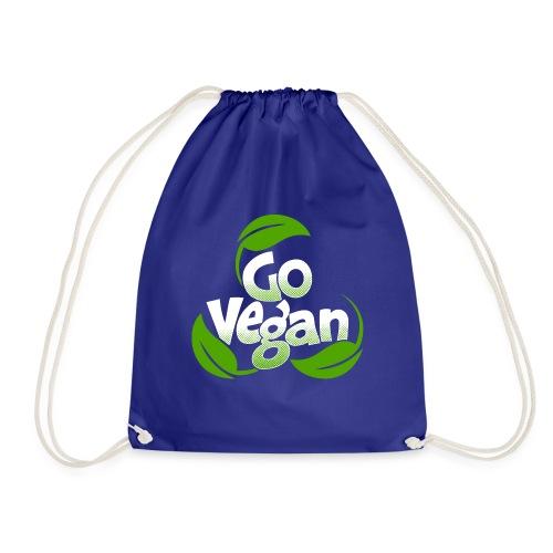 Go Vegan - Turnbeutel