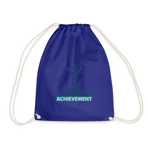 Typo Achivement by CloudMonde - Drawstring Bag
