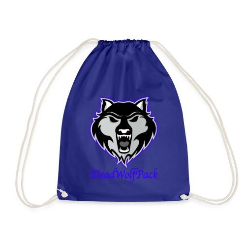 DeadWolfPack - Drawstring Bag