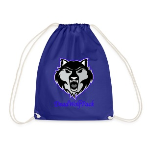 DeadWolfPack - Drawstring Bag