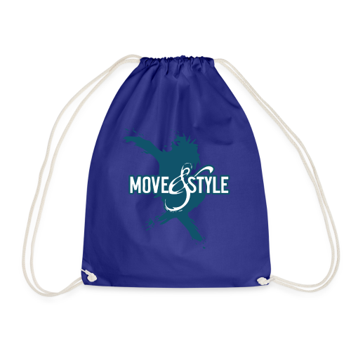 Move and Style Dance Academy - Turnbeutel