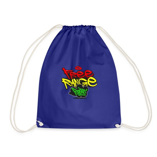 Freerange_Roots - Drawstring Bag
