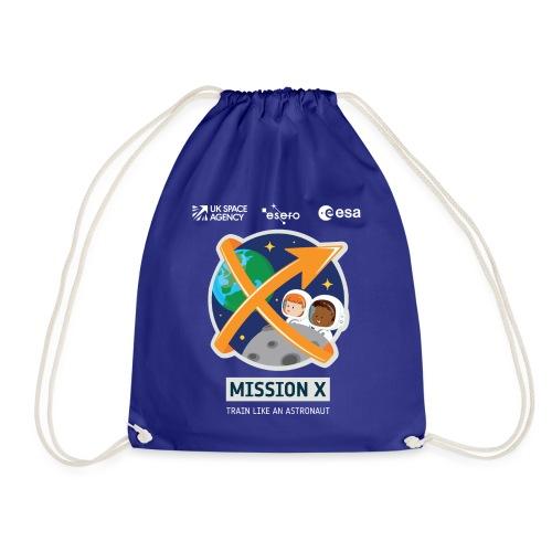 Mission X - Drawstring Bag