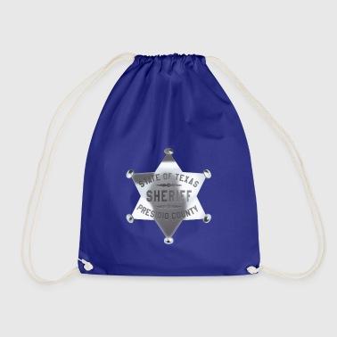 Sheriff Stern - Drawstring Bag