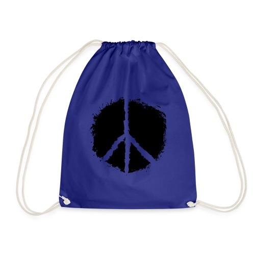 Peace - Turnbeutel