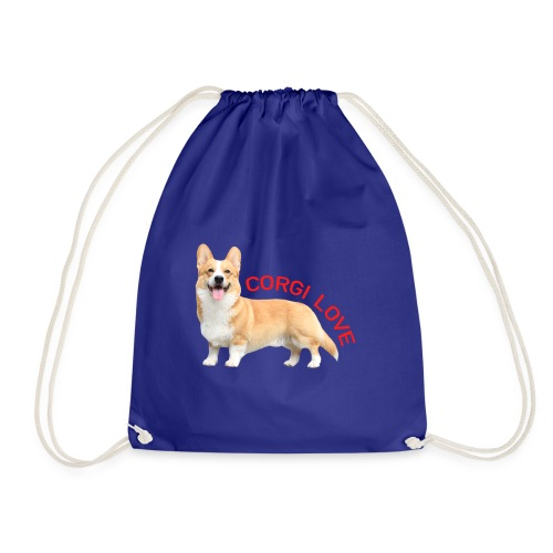 CorgiLove - Drawstring Bag