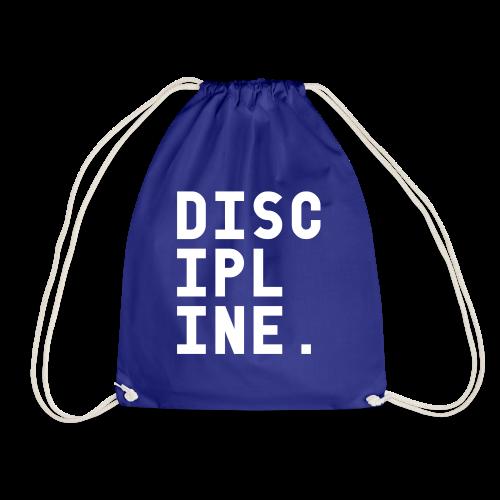 Discipline - Gymtas