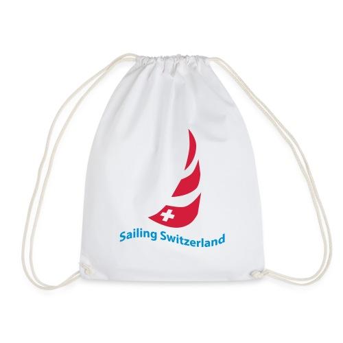 logo sailing switzerland - Turnbeutel