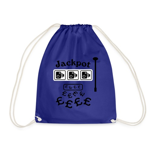 Speed Camera Jackpot - Drawstring Bag