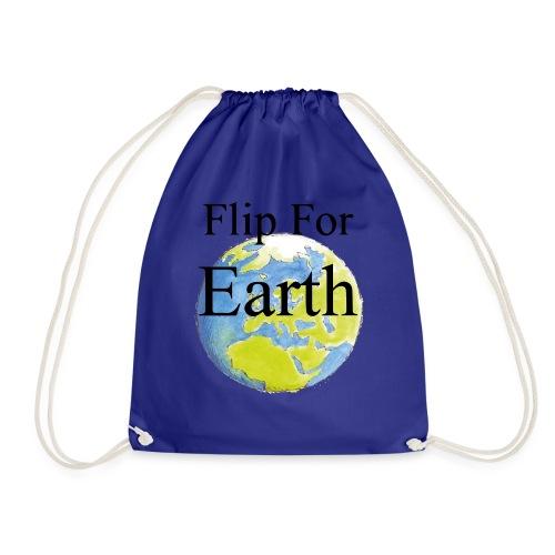 Flip For Earth T-shirt - Gymnastikpåse