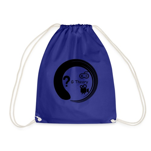 New G Theory Logo - Drawstring Bag