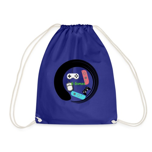 G Games Logo New - Drawstring Bag