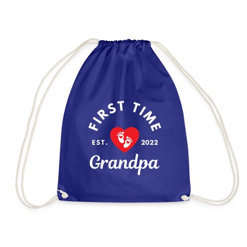 First time grandpa 2022 - Gymbag