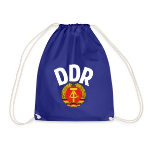 DDR - German Democratic Republic - Est Germany - Drawstring Bag