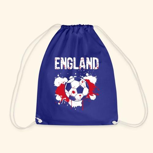 England Meister Fußball Fussball Shirt Geschenk - Turnbeutel
