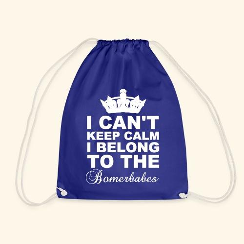 Can t keep calm - Drawstring Bag