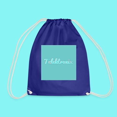 Telektronix Merch - Drawstring Bag