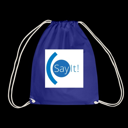 Sayit! - Drawstring Bag