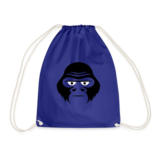 Gorilla - Drawstring Bag