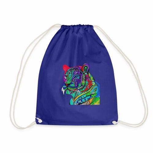 Tiger Tee - Drawstring Bag