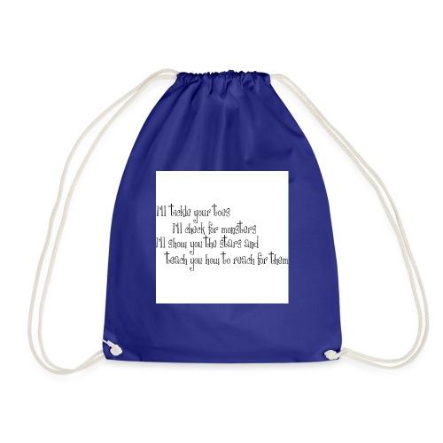 babies clothes - Drawstring Bag