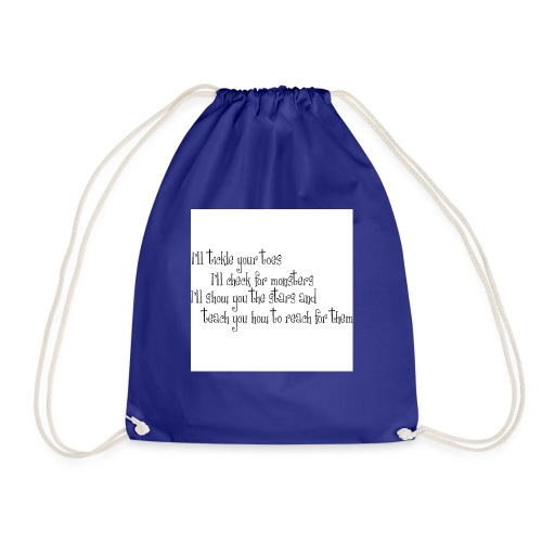 babies clothes - Drawstring Bag