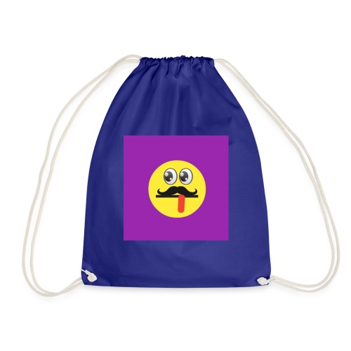 Funky logo - Drawstring Bag