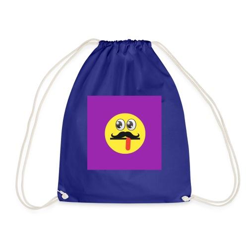 Funky logo - Drawstring Bag