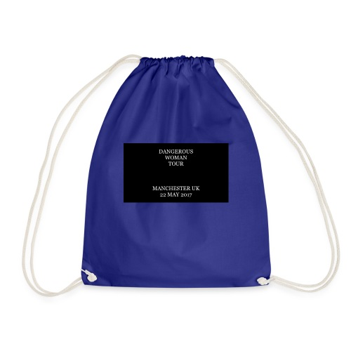 Dangerous Woman Tour Merch - Drawstring Bag