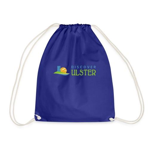 discover ulster logo - Drawstring Bag