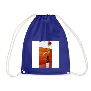 purcari rose - Drawstring Bag