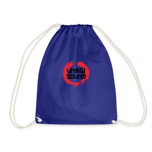 UNAGI SOUND LOGO - Drawstring Bag