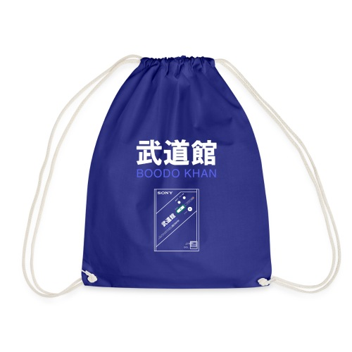 SONY Boodo Khan walkman, the legendary - Drawstring Bag