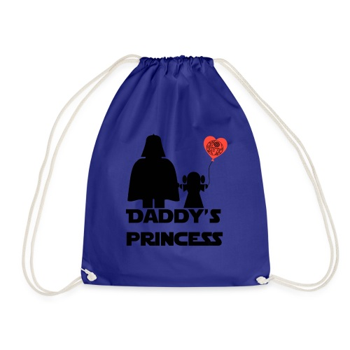 daddys princess - Mochila saco