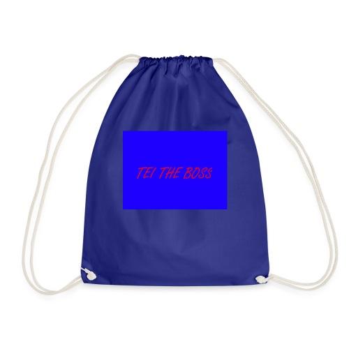 BLUE BOSSES - Drawstring Bag