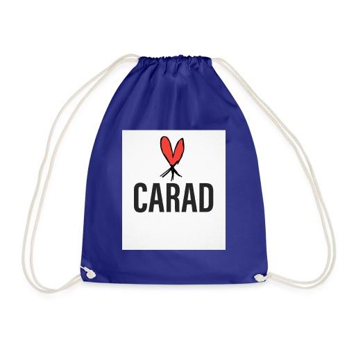 Logo und CARAD - Turnbeutel