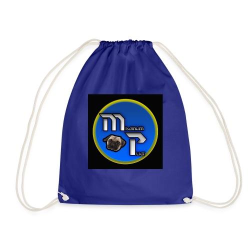 MagnumPug channel - Drawstring Bag