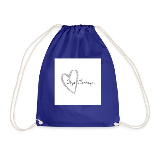 Okyo Tortoza - Drawstring Bag