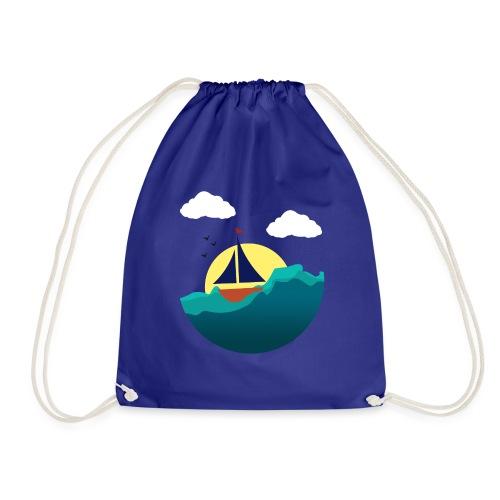 Sejlbåd - Sportstaske