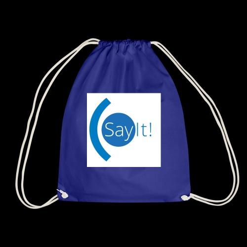 Sayit! - Drawstring Bag