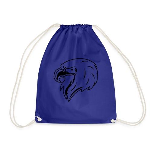 Eagle - Drawstring Bag