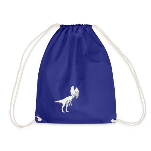 DINO print - Drawstring Bag